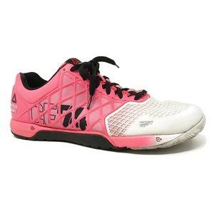 Reebok Crossfit Mens Nano 4.0 Duracage CF74 Shoes